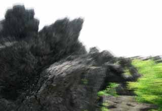 photo,material,free,landscape,picture,stock photo,Creative Commons,Clamor of lava, mountain, lava, rock,