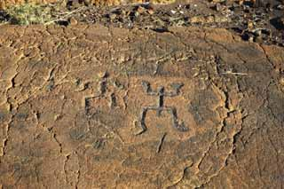 photo, la mati�re, libre, am�nage, d�crivez, photo de la r�serve,Puako Petroglyph, Lave, Fermez � cl� l'art, Petroglyph, kaha-kii