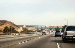 photo,material,free,landscape,picture,stock photo,Creative Commons,American freeway, expressway, automobile, freeway, Los Angeles