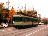 photo,material,free,landscape,picture,stock photo,Creative Commons,Streetcar, , , ,