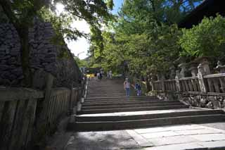 ����, ������������, ���������, ������, ����������, ���� �����.,Kompira-san Shrine ������ � shrine, Shinto shrine ���� ��������, torii, ������ stairway, Shinto