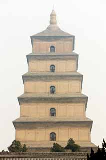 photo,material,free,landscape,picture,stock photo,Creative Commons,Kari large tower, Go GANTOU, Empress Fuminori, Sanskrit scriptures, Journey To The West