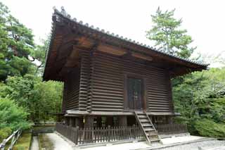 photo, la mati�re, libre, am�nage, d�crivez, photo de la r�serve,Entrep�t de Temple Toshodai-ji pour garder l'Ecriture sainte bouddhiste, entrep�t, b�timent en bois, Architecture de la grosse b�che carr�e, Chaitya