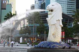 ����, ������������, ���������, ������, ����������, ���� �����.,Merlion, Singapure, Merlion ����, mermaid, ��������� �����