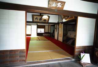photo,material,free,landscape,picture,stock photo,Creative Commons,Taima temple Nakano Bo, tatami mat, shoji, Japanese-style room, Chaitya