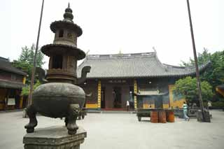 photo, la mati�re, libre, am�nage, d�crivez, photo de la r�serve,Un Ryuge temple de masse monast�re bouddhiste, Bouddhisme, Pri�re, Faith, Une lampe de l'encens