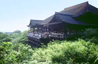 photo, la mati�re, libre, am�nage, d�crivez, photo de la r�serve,Temple Kiyomizu, Temple Kiyomizu, , ,