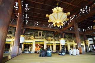 ����, ������������, ���������, ������, ����������, ���� �����.,����� Honganji shrine � ������� ����� ���������� ���������������, Honganji, Chaitya, Shinran, ���������� ������