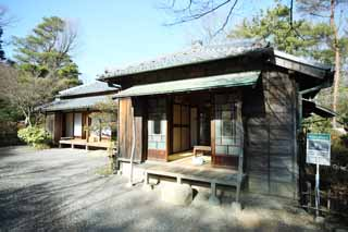 photo, la mati�re, libre, am�nage, d�crivez, photo de la r�serve,Mus�e du Village de Meiji-mura Ougai Mori / Soseki Natsume maison, construire du Meiji, L'occidentalisation, Maison du Japonais-style, H�ritage culturel