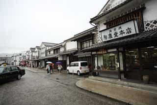 photo, la mati�re, libre, am�nage, d�crivez, photo de la r�serve,Kurashiki, Culture traditionnelle, enseigne, Japonais fait une culture, L'histoire
